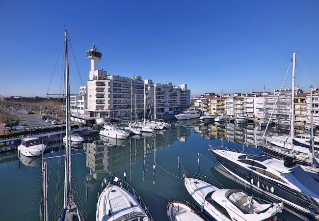 Appartement à Empuriabrava - ILA01 port nautic