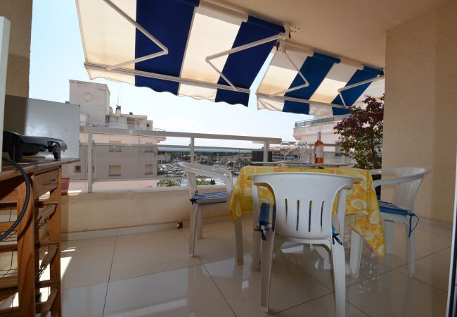 Appartement à Empuriabrava - ILA 23 CLUB NAUTIC